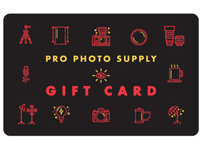 Pro Photo Supply - Gift Card