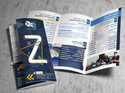 ZAT Academy Tri-fold Brochure