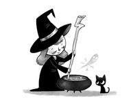The witches stew