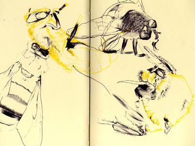 Bestiary: honeybee