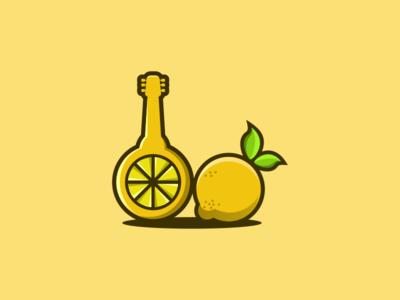 Lemon Guitar