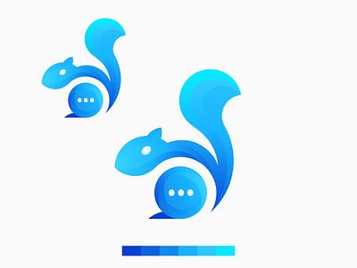 squirrel squirrel vector design tshirt icon graphic brand photoshop creative illustrator logo