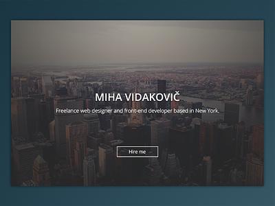 Portfolio redesign ny newyork redesign portfolio