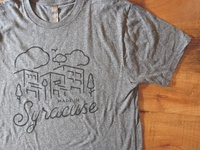 Made In Syracuse Tee
