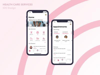 Health Care Services - Concept