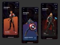 Avengers - Characters