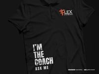 FlexFitness Gym T-shirt