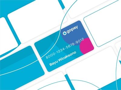 GOPAY Card Design