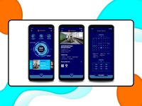 Concept for Meeting Room app