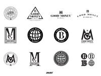 Artists Management Logo Round 1