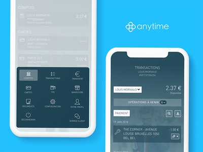 Anytime IOS mobile app mobile app ios anytime
