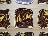 Nutella Time Magnets