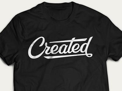 Created ephesians lettering type custom script created create