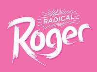 Radical Roger Logo