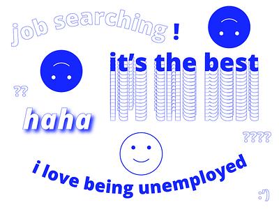 :') hire me plz post grad life