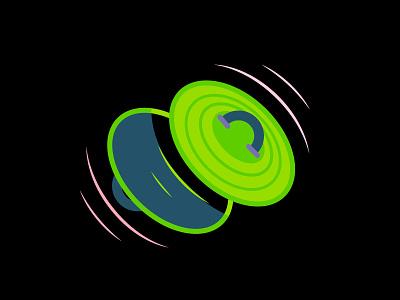 Crash! illustration fun play game icon app crash sound instrument music cymbal