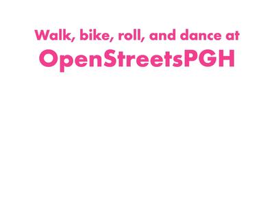 Walk, bike, roll, and dance!