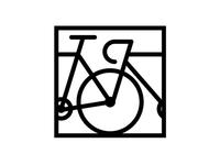 infinity pattern bike
