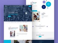 Marketing Agency Site Design