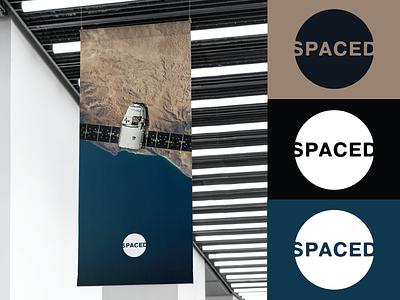 SPACED Logo design challenge entry challenge logo design spaced