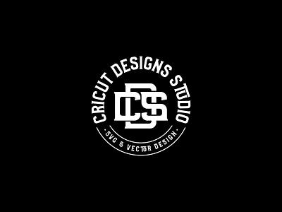 Cricut Designs Studio vector svg design studio logodesign logotype logo badge hunting badge design badgedesign badge