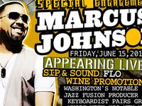Marcus Johnson Jazz Nite