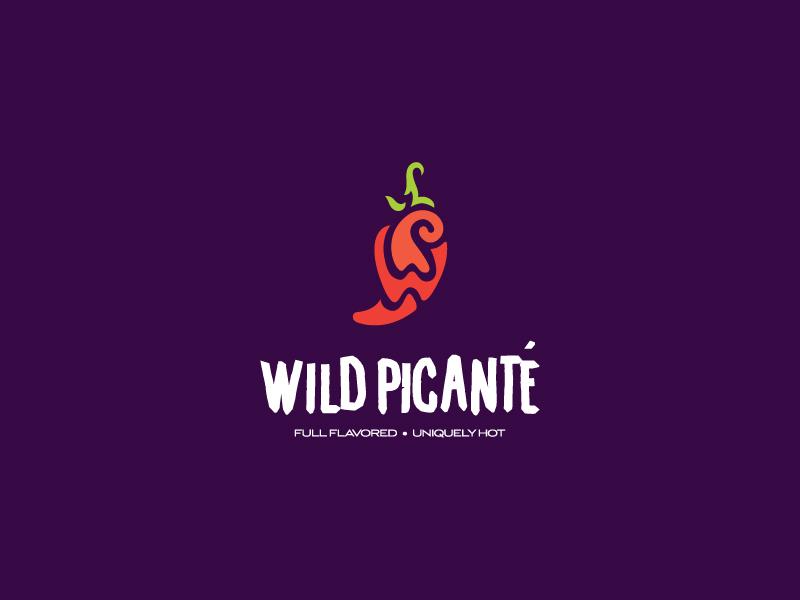 Wp Final wild picante pepper monogram sauce hot chilli