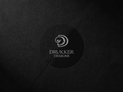 Drukker designs logo
