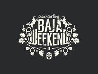 Couchsurfing Baja Weekend