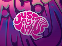 Just My Imagination Logo