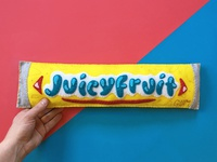 Juicy Fruit Plushie