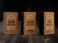 Cooking Gift Set | Wood Chip Flavors