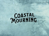 Coastal Mourning Logo Design