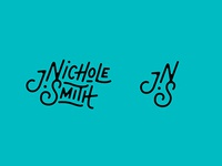Logo Design | J Nichole Smith