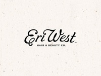 Eri West Hair & Beauty Logo