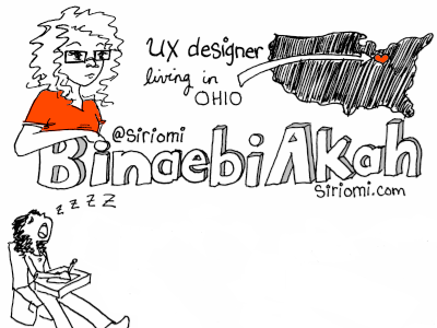Snippet from Mike Rohde's Sketchnote Handbook