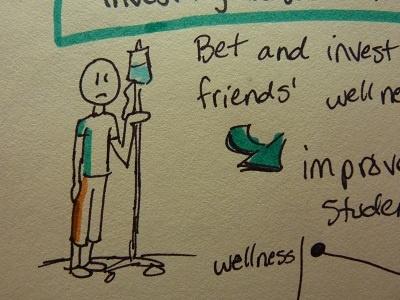 Hacker Tour 2012 sketchnote sketchnotes illustration