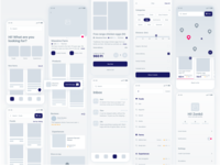 High-fidelity Wireframe