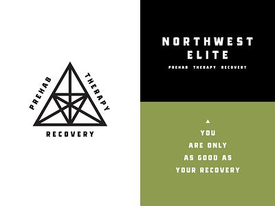 You Are Only As Good spokane washington sports therapy tagline icon mark logo branding