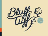 Bluff Tuff Half Marathon