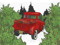 Cherry Truck