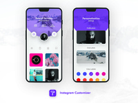Instagram Customizer 1.0
