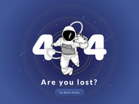 404 Page- #Dail UI Day8
