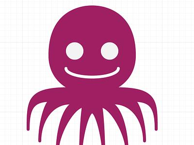 Octo 01 logo pink purple illustrator svg
