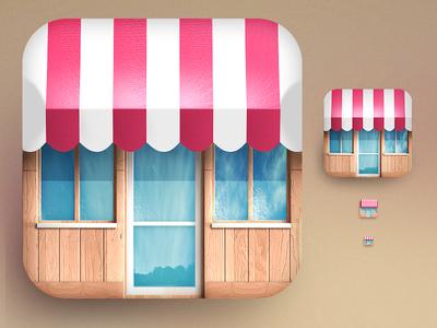Sweet House App Icon