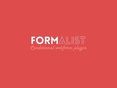 Formalist flat jquery plugin javascript development
