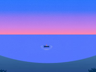 Mindfulness Illustration illustrator art ux ui branding app design vector illustration