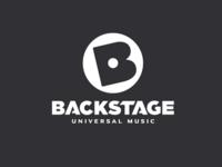Logo Universal Music Backstage
