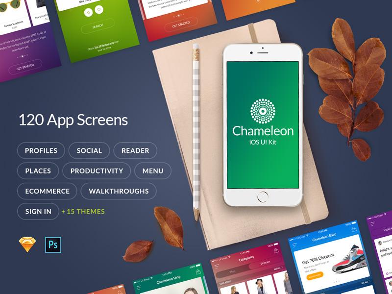 Chameleon cover v.1.2