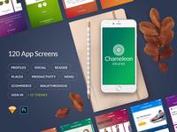 Chameleon UI Kit v.1.2
